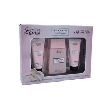LORENZO SILVETTO WOMEN / GIFT SETS 3 PCS