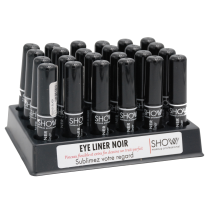 SHOW - EYE LINER N 01 - BLACK - TRAY 24 PCS