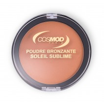 COSMOD PARIS - SUN POWDER N 02 - GOLD PEPITE
