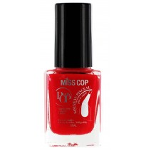 MISS COP - NAIL POLISCH N° 08 - RASPBERRY RED FROSTED