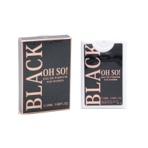 BLACK OH SO! - MINIATURE - 20ML