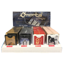 OMERTA TRAY N°02 - EDP - MEN & WOMEN - DISPL 4 x 12 PCS